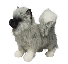 Umbra Keeshond Dog