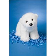 "Douglas 15"" Long Marshmallow Polar Bear"
