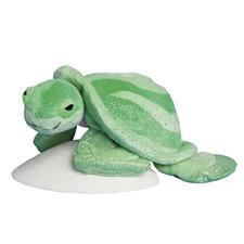"Douglas 10"" Long Kohair Glitter Turtle"