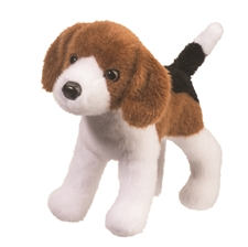 Douglas 8 inch stuffed animal Bob Beagle