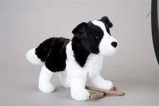 Douglas 8 inch stuffed animal Meadow Border Collie