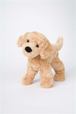 Douglas 8 inch stuffed animal Thatcher Golden Retriever dog