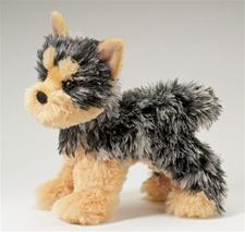 Douglas 8 inch stuffed animal YONKERS YORKIE