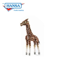 "21"" Hansa Giraffe Baby"
