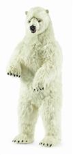 "60"" Hansa Polar Bear Life Size"