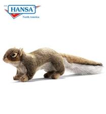 "12"" Hansa Brown Squirrel"