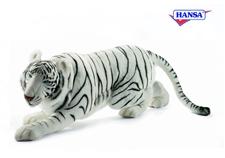 """21"""" Hansa White Tiger Prowling"""