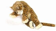 "17"" Hansa Leopard Cub Sleep"