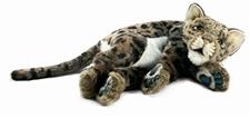 "17"" Hansa Leopard Floppy"