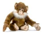 "8"" Hansa Salem Monkey Stuffed Animal"