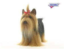 Hansa Plush Yorkshire Terrier