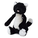"""Jellycat Bashful Black Cat 12"""""""