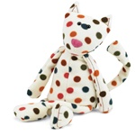 """Jellycat Les Animals Le Cat 15"""""""