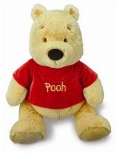 "Disney 14"" Kids Preferred Winnie the Pooh"