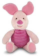 "Disney 9"" Kids Preferred Winnie the Pooh-Piglet"