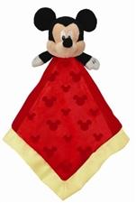 "Disney 14"" Kids Preferred Mickey Mouse Snuggle Blanky 79224"
