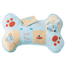 Mary Meyer Precious Puppy Fluff 'n Play 35160