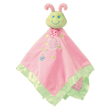 Mary Meyer Cutsie Caterpillar Baby Blanket 35220