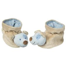 Mary Meyer Precious Puppy Baby Baby Booties 59650