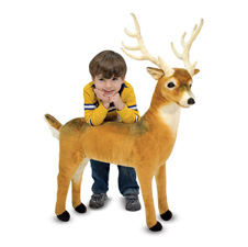 Melissa & Doug Deer - Plush 2174