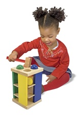Melissa & Doug Pound and Roll Tower 3559