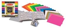 "Melissa & Doug Origami Paper (6""x6"") 4129"
