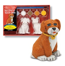 Melissa & Doug Pet Figurines 4229
