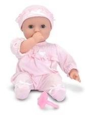"Melissa & Doug Jenna - 12"" Doll 4881"