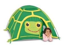 Melissa & Doug Tootle Turtle Tent 6202