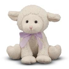 Melissa & Doug Meadow Medley Lamby- Plush