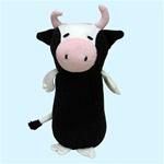 Maggies Organics Cow- Black