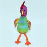 """""""Maggies Organics - Tie Dye Chicken 8""""""""H"""""""