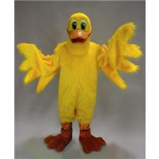 Mask U.S. Lucky Duck Mascot Costume