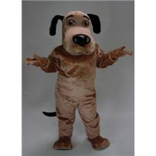 Mask U.S. Dog Mascot Costume
