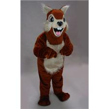 Mask U.S. Chipmunk Mascot Costume