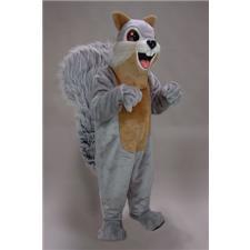 Mask U.S. Squirrel Mascot Costume