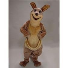 Mask U.S. Kangaroo Mascot Costume