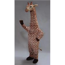 Mask U.S. Giraffe Mascot Costume