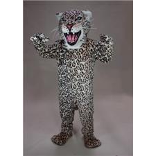 Mask U.S. Leopard Mascot Costume