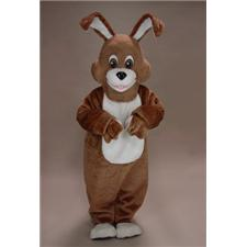 Mask U.S. Wild Rabbit Mascot Costume