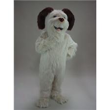 Mask U.S. Shaggy Dog Mascot Costume
