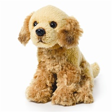 Small 5.5 inch Nat & Jules Golden Retriever Dog