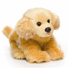 9.5 inch Nat & Jules Golden Retriever Dog