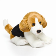 9.5 inch Nat & Jules Beagle Dog