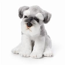 Small 5.5 inch Nat & Jules Schnauzer Dog