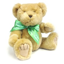 "Medium Mint Green Happy Birthday Bow - Recommended For Animals 11"" To 24"" Long-bear Not Included"