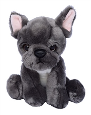 Beverly Hills Teddy Bear 10 inch Puppy Pals - Bailley the French Bulldog