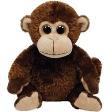 "Ty 2.0 Beanie Babies 8"" Vines Monkey"