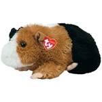 """Ty 11"""" Patches the Guinea Pig"""