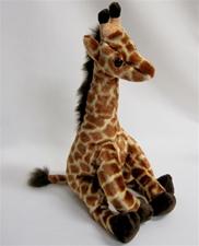 """Ty Classic 17"""" Hightops Giraffe"""